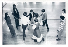 P_151_1_82_02 (NSCDS Archives) Tags: blackandwhite college 1982 dancers country 1980s berea nscds nscdsarchives p151182