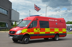YK59 JFO (Emergency_Vehicles) Tags: rescue fire mercedes south yorkshire technical service sprinter yk59jfo