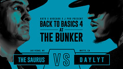 KOTD  The Saurus vs Daylyt | #B2B4... (battledomination) Tags: t one big freestyle king ultimate pat domination clips battle dot charlie hiphop vs rap lush smack trex league stay mook rapping murda battles | rone the conceited  charron saurus arsonal kotd dizaster b2b4 filmon daylyt battledomination