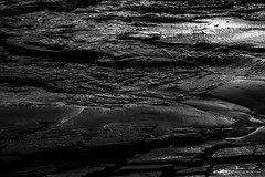 IMG_6815 (Nlekt Photography) Tags: ocean california blackandwhite monochrome cali composition contrast canon waves pacific pacificocean socal 7d southerncalifornia westcoast bnw southerncali eos7d canon7d crystalcovenationalpark crytsalcove