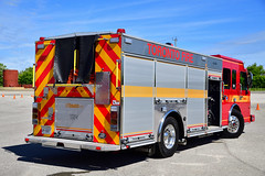 Toronto Fire Training Pumper - 2 (KNL-17) Tags: toronto nikon fireengine d5 spartan pumper dependable torontofireservices trp1 spartanmetrostar trainingpumper sigma24105mmf4oshsm
