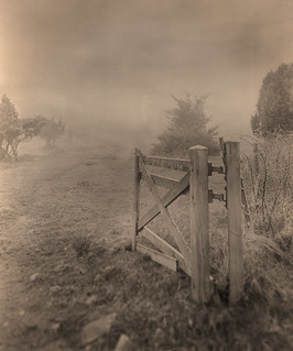 Gate to the unknown...