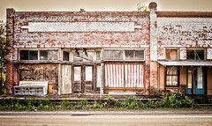 Road to Huntsville (Michael De Leon) Tags: urban decay olympus ep3