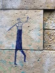 29-05-16 Escaliers Rue des Pyrnes, Paris 20 (marisan67) Tags: street streetart paris detail graffiti photo photographie streetphoto 365 rue pola murs dtail iphone clich 5s 2016 instantan 365project iphonography iphonegraphy iphonographer polaphone iphonographie iphoneographie iphone5s