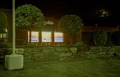 (Patrick J. McCormack) Tags: street sunset 120 film night burlington analog glow fuji kodak 6x9 portra gw690