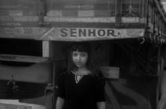 Senhor. (larissanunesdealbuquerque) Tags: street film girl rio riodejaneiro analog truck lomography kodak streetphotography zenit analogue analogphotography girlsonfilm kodakfilm filmphotography zenit12xp analogphotograph filmphotograph