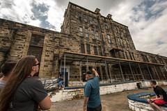 WVP-46 (vaabus) Tags: westvirginia westvirginiastatepenitentiary moundsville haunted spooky spookyplaces cellblocks inmates jail prison penitentiary