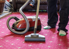 Necessary evil (Nick.Ramsey) Tags: miele vacuuming odc necessaryevil canonefs1755mmusm ourdailychallenge eos7dmarkii
