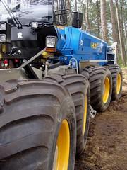 Forexpo 2016 (56) (TrelleborgAgri) Tags: forestry twin tires trelleborg skidder t480 forexpo t440
