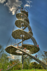Killesbergturm (dnh23) Tags: stuttgart turm hdr killesberg aussichtsturm 43m