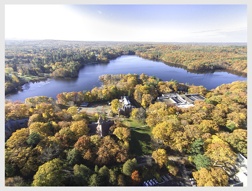 camera new 2 england color fall college leaves boston ma aerial vision plus phantom wellesley drone dji