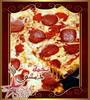 بيتزا سوسيس من نجمة دمشق ولا أى بيتزا........ (demeshkstar) Tags: من ولا دمشق بيتزا نجمة السويس سجق أى