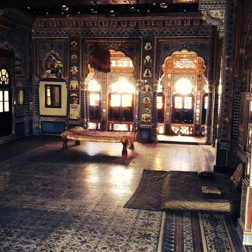 Jodhpur Palais Fort Mehrangarh