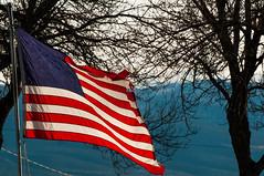 American Flag near Monroe 2014-0626 (houstonryan) Tags: old cemetery stars freedom utah december symbol wind ryan near glory stripes flag july houston patriotic dec american monroe patriot independence flapping fourth billow annabella billowing 2014 utahn