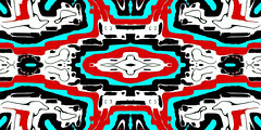 Dec 16 (joybidge) Tags: wild canada art vegan artist awesome vivid colourful ornate psychedelic kaleidoscopic detailed alteredimage fractallike coloursplosion naturepatternscanada philscomputerart magicalgeometry inkblottishdesigns