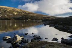 Still Mountain Waters