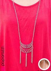 5th Avenue Silver Necklace K2 P2220-3 (2)