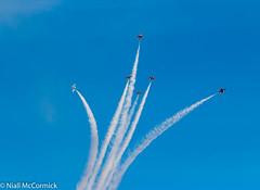 Thunderbirds Lockheed Martin F-16C Fighting Falcon Block 52 (Niall McCormick) Tags: las vegas martin lasvegas aviation nevada nation airshow falcon block thunderbirds fighting lockheed usaf 52 afb nellis f16c