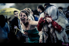 FY9A2532_00100_00100 (Meian') Tags: paris trash walking dead costume blood cosplay zombie walk event convention gore scared sang 2014 meian zombiewalk