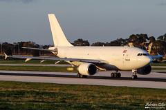Kuzu Airlines Cargo --- Airbus A310F --- TC-VEL (Drinu C) Tags: plane aircraft sony cargo airbus dsc mla a310 a310f kuzuairlinescargo lmml tcvel hx100v adrianciliaphotography