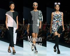 Monday to Sunday (Piko Prakoso Pictures) Tags: juwita wita witha kimmyjayanti dhining mondaytosunday wajahfemina