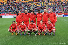FIFA Women's World Cup Friendly Canada vs Japan