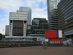 DEN HAAG (NL) 2014 (streamer020nl) Tags: new holland netherlands station shopping hotel university centre nederland center denhaag hague nl haag universiteit centrum babylon ingang niederlande 2014 021014 regus 2oct2014