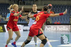 "EHF Damen Deutschland vs. Rumänien 29.11.2014 002.jpg • <a style=""font-size:0.8em;"" href=""http://www.flickr.com/photos/64442770@N03/15721338357/"" target=""_blank"">View on Flickr</a>"