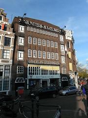 Amsterdam - Egelantiersgracht (Añelo de la Krotsche) Tags: amsterdam egelantiersgracht guntersenmeusercentrum
