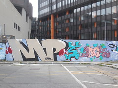 180 (en-ri) Tags: muro wall writing torino graffiti paint more pack crew mp ekso