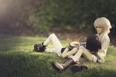 amor! (mymuffin_15) Tags: ball doll bjd volks amaranth toshi jointed ammy schoo sdgr a