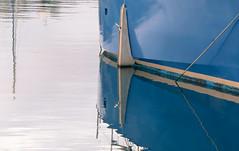 Bluebird (Raggedjack1) Tags: cornwall yacht bluebird bluehull newlynharbour