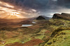 Quiraing (Antonio Carrillo (Ancalop)) Tags: mountains skye sunshine scotland soft isleofskye escocia amanecer 09 lee antonio carrillo montañas density ecosse neutral quiraing gradual neutra gnd 24105mm densidad canon24105mmf4l highlads canon5dmarkii ancalop lucroit leesoft09gnd