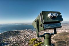 Binoculars (Esther Seijmonsbergen) Tags: africa southafrica capetown binoculars afrika hdr tafelberg kaapstad zuidafrika 3xp viewfromtablemountain estherseijmonsbergen uitzichttafelberg