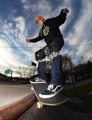 core classic (John Velasquez Photography) Tags: sports sport skateboarding action extreme fisheye skate vans sk8 thrasher skihaus flickraward nikond5200