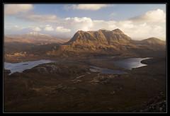 Cùl Mòr (Explored) (RattyBoots) Tags: morning mountains sunrise canon landscape scotland highlands december scottish 7d vista suilven canon1022 cùlmòr