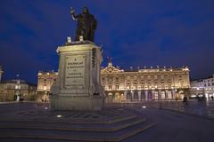 Stanislas Leszczynski devant l'Hotel de Ville de Nancy (TREBOR YLOJ) Tags: nancy stanislas placestanislas leszczynski stanislasleszczynski