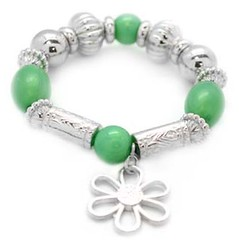 Glimpse of Malibu Green Bracelet P9430-3