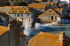 234400018762810 (melisaschonberger6070) Tags: uk travel sea tourism st europe cornwall crash path united wave kingdom september splash ives kernow britishseascapes