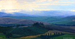 I looked for the iconic tuscan landscape seen in many greeting cards,calendars and posters (Rex Montalban Photography) Tags: italy europe tuscany siena valdorcia hdr sanquiricodorcia rexmontalbanphotography poderebelvedere