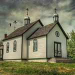 church-Ukrainian village Edmonton thumbnail