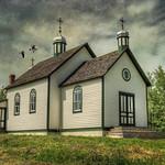 church-Ukrainian village Edmonton thumbnail