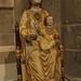 Muttergottes mit dem Bergkristall, 1220-1230