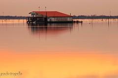 Porto caleri (paolotrapella) Tags: alba natura tramonti luce