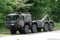 PzBrig 21 (German Armed Forces) (Combat-Camera-Europe) Tags: bundeswehr nato otan armee army augustdorf deutschland germanarmedforces openday tdot tagderoffenentür pzbrig21 pzbtl203 kmweg military militär man rmmv 8x8 exercise exercises heer truck trucks armouredcabin armouredtruck manmilitary