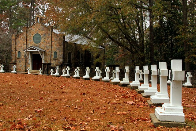 Abbey Cemetery and Columbarium, Cullman, AL