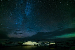 20141210-DSC_0625 (ColourFactory) Tags: travel winter sky night way stars iceland iceberg milky jokulsarlon