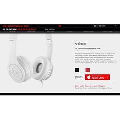 รอคอยแบบจดจ่อ ซื้อหูฟังของขวัญปีใหม่ให้กะตัวเอง Beats SOLO(HD) $170 (5พันนิด ๆ) #เครื่องมือทำมาหากิน #beatsbyDre #MusicStyle #ubon #อุบล