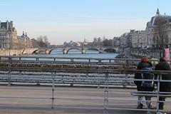 Come non amarsi a Parigi? (mirtapode) Tags: paris love seine couple ponte