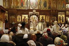 3. Праздник Богоявления в Святогорской Лавре